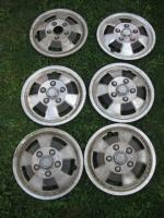 Volkswagen Formula Vee Accessory Wheel Covers