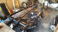 Chassis an transaxle