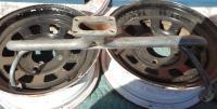 40hp single 2 barrel manifold