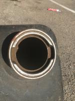 Split Fuell Tank