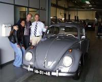 Our Portuguese bug, a 1962 modelo de luxo
