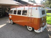 1961 VW Type 2 walk thu