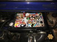 Notchback Subaru wrx engine