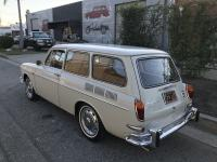 Wife's New 1966 Type 3 Squareback Pigalle