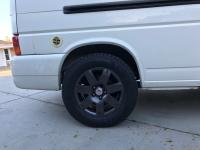 99 EVC on Passat Sport Alloy wheels
