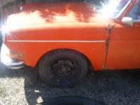 Tangerine orange 71 Fastback