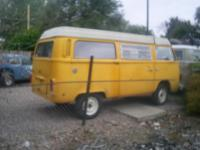 1976 Chrome Yellow Westphalia