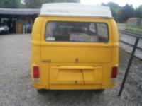 1976 Chrome Yellow Westphalia