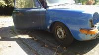 Squareback Parting Out
