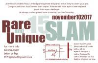 Rare & Unique Slam 15