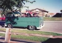 1966 Velvet Green Single Cab