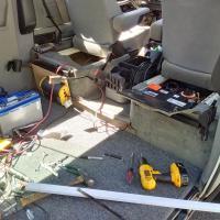 Vanagon dual battery