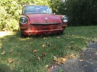 '66 Granada red squareback