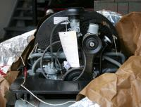 NOS 36hp 1200cc industrial crate engine