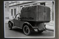 early bundespost beetle/kubel