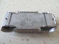 VW181 monofé 1/43 scale
