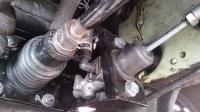 Hydro clutch master