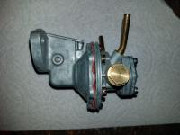 NOS brosal square top fuel pump