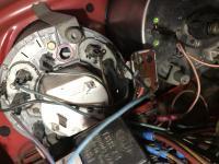 1974 Ghia Clock Wiring