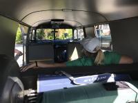 Pj & Greg's Matchbox Double Door Panel Van