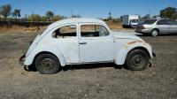 1962 VW Bug project