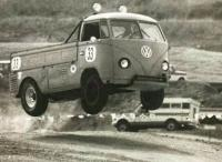 Barndoor single catching air