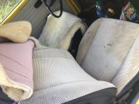 Unidentifiable 1976 beetle upholstery seat covers