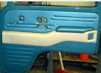 1969 Double Cab with heater duct's in the doors