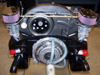 Porsche 356 Carb Linkage
