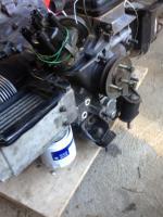 Dressing the engine