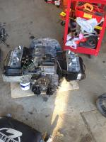 Dressing the engine