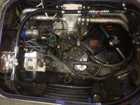 AC system in a 1970 Fuel injected squareback