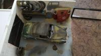1/24 Karmann Ghia kit bashed to resemble my real car