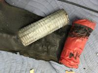 Heater-to-Body hose
