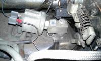 oil pressure elbow