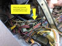 Burnt Wiring in my 1986 2WD Weekender
