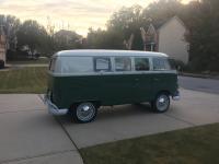 1965 Velvet Green