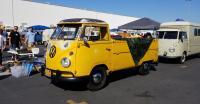 Postal Yellow Single Cab