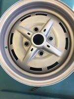 powder coated ET40 Sport Rims