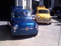 vw powered Fiat 600's