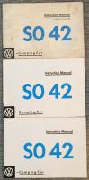 SO42 SO-42 Owner Instruction Manual