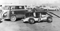 Race Split Screen Double Cab