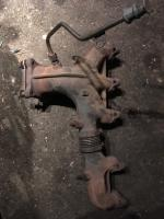AAF exhaust manifold