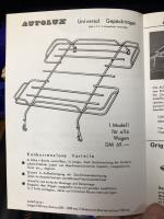 Autolux rack