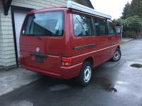 1993 Eurovan westfalia