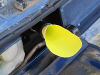 Vanagon oil filler funnel