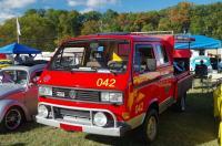 1986 Doka Syncro Swedish Firetruck w/38000 miles