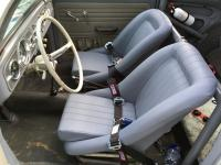 Empi Roaster Seat Dyed Smike Gray