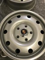 Porsche spare rims