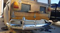 1968 vw beetle woody wagon1968 with 67 bumper